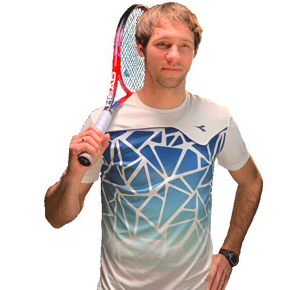 Tennistrainer Christoph Andratschke